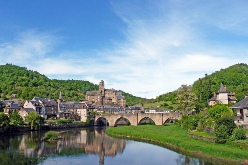 estaing aveyron